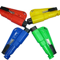 Wholesale Car Auto Emergency Safety Hammer Belt Window Breaker Cutter Escape Tool in rescue tool
