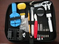 Wholesale HIGH quality Opener Pins Link Remover Spring Bar Watch Repair Tool Kit by DHL