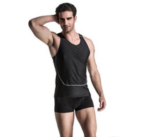 Wholesale 30pcs S XL Colors PRO Tights Kobe Basketball Training Absorb Sweat Breathe Freely Quick Dry Vest Vest Men s