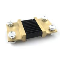 ah meter - DC Current Divider Shunt Resistor MV A DC Shunt For Amp Meter AH Meter