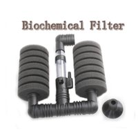 Wholesale Hot Sale New Practical Aquarium Biochemical Sponge Filter Fish Tank Air Pump NVIE