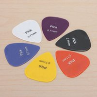 Wholesale IMC mm Smooth Nylon Medium Electric Acoustic Guitar Picks order lt no track