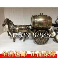 antique carriage clock - Classical mechanical clocks do the old vine antique bronze carriage clock bell understand all copper Fun watches