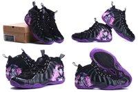 basketball custom shoes - 30 Colours New Model High Quality Penny Hardaway Purple Haze Custom Men s Basketball Sport Footwear Sneaker Trainers Shoes