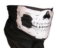 Wholesale MOQ Skull Bandana Bike Motorcycle outdoor Helmet Neck Face Mask Paintball Ski Sport Headband