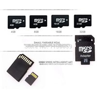 Wholesale Hot sale Memory Cards Micro SD Card GB GB GB GB GB class Microsd TF card Pen drive Flash Adapter T2