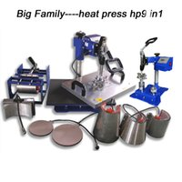 baking cup machine - Multi Funtional Heat Press Machine Five a cup of baked baked baked cap machine All electric hot stamping equipment Heat transfer machine