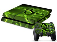 Cheap Biohazard 0190 DECAL SKIN PROTECTIVE STICKER for SONY PS4 CONSOLE CONTROLL