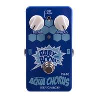 bass chorus pedal - Biyang CH10 Guitar Bass Effect Pedal Aqua Chorus Baby Boom Series MU0172