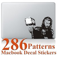 Wholesale Vinyl Decal Sticker Laptop Skin Decals Sticker For Macbook Air Pro Retina inch