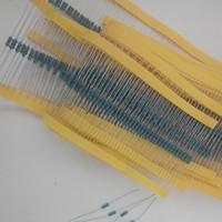 Metal film resistor Baratos-Más calientes de Nuevos Productos Envío Gratis 1 / 4W Watt 15K ohmios 15K <b>Metal Film Resistor</b> 0.25W 1% ROHS