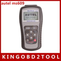 best abs scan tool - 2016 New Arrival Autel MaxiScan MS609 OBDII EOBD Scan Tool Diagnosis for ABS Code scanner autel ms609 with best price