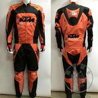 Wholesale 2016 KTM racing jacket and pants set riding clothes wind proof antifall size s xxxl