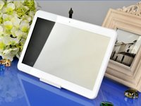 Wholesale 10 inch Android G Phone call Tablet PC Quad core MTK6582 G G GPS bluetooth Dual Camera Tablets with SIM Phablet