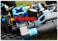 rc nitro engine - HSP BISON Scale cc Nitro Engine Power WD off Road Monster truck High speed Rc Car for Hobby