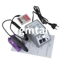 Wholesale Details about Electric Pedicure Nail art Acrylic Machine Drill Pen Metal Engraving Tool Set G9 E702