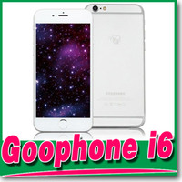 tvs - 4 inch Goophone i6 V3 G WCDMA Single Nano Sim Quad Core MTK6582 GHz GB GB GB GB GB Card Android MP Camera Smartphone