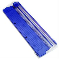 Wholesale Portable Paper Photo Cutting Machine Croppings Handmade Supplies Tools For A4 Paper Cutter Scrapbook