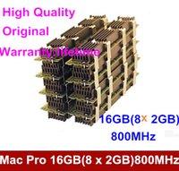 Wholesale warranty lifetime for mac pro MEMORY GB X2GB DDR2 FB Dimm PC2 ECC DDR2 for Mac Pro original order lt no t