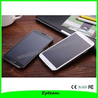 Wholesale 1 S five I9600 G900 MTK6592 octa core Android4 Cell Phones G G G GPS With Inch IPS Screen MP Camera