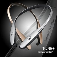 Wholesale HBS Bluetooth In Ear Noise Cancelling LG Tone Infinim HBS Bluetooth Headphone with retail box