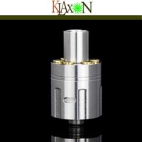 air revolvers - revolver rda with Adjustable supplemental top air flow and Three post with split center post