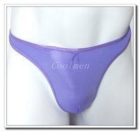 g-string for men - Sexy Mens Underwear Gay Sexy Thong Transparent Penis Sheath mens thongs and G strings Sheer Jocks for Men