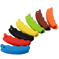 Wholesale Silicone Shopping Bag Carrier Grocery Holder Handle Tool Key Bag Grip