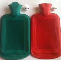 Wholesale Stylish x CM Rubber Water Filling Hot Water Bag Hand Warmer Winter Essential Hot Water Bottles Home Heater Tools
