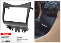 accord dash kit - CARAV Top Quality Radio Fascia for HONDA Accord Stereo Fascia Dash CD Trim Installation Kit