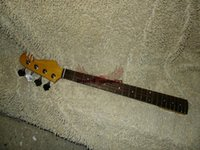 Wholesale Newest Bass Neck with Button Rosewood fingerboard Bass A678