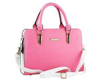 Wholesale Brand New Fashion Women s Handbag bag Purses PU Leather fashion Shoulder Bags Retro Handbag bag Messenger Bag MYF49
