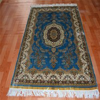 antique silk rugs - handmade iranian silk antique carpet turkish muslim prayer rugs