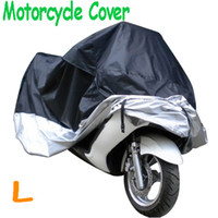 Wholesale Hot Sale HOT Motorcycle Bike Moped Scooter Cover Dustproof Waterproof Rain UV resistant Dust Prevention Covering Size L