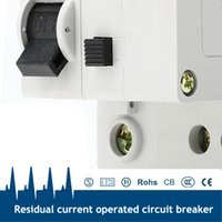 automatic circuit breakers - DZ47LE A P N Automatic reset residual current circuit breaker