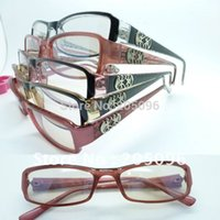 Cheap wholesales F8002 PC computer radiation Unisex Eye protection round corner rectanular single vision len glasses free shipping