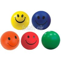 autism toys - Smiley Face Anti Stress Reliever Ball Stressball ADHD Autism Mood Toys Squeeze