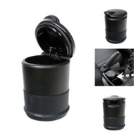 Wholesale Auto Car Truck Cigarette Smoke Ashtray Ash Cylinder Cup holder for offiice home