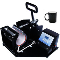 Wholesale Portable Digital Mug Heat Press Machine Cup Heat Press no cup