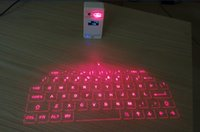 arabic keyboard virtual - New products wireless keyboard and mouse virtual laser qwerty keyboard arabic for mobile phone laptop iphone5s android tablet