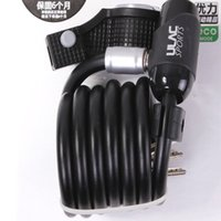 anvil ring - Giant anvil cable lock bicycle mountain bike lock ring bicycle lock bicycle accessories