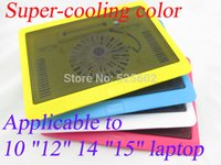 Wholesale 2014 Laptop Cooler Laptop Cooling Rack Computer Fan Base Plate Pad Cooling Base Computer Cooling Pad Strengthen