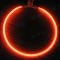 12v ccfl - 2Pcs Angel eyes headlights New mm CCFL Angel Eye Halo Ring Car Light Lamp Headlight Lamp W V