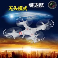 6ch rc helicopter - Arrival flying saucer Toys XX5 CH Remote Control Quadcopter RC Helicopter with camera Toys drone with led display