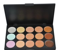 Wholesale Hot sale Color Concealer Camouflage Makeup Palette Set without logo choice top brand excellent quality