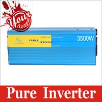 aire air conditioner - 3500W pure sine wave Inversor V to V HZ W inversor puro para acondicionador de aire pure inverter for air conditioner