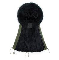Manteau de fourrure sans manches chaud chaud d'hiver de mâle couvert