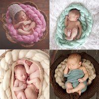 autumn gift baskets - Wool Fiber Blanket cm Basket Filler Basket Stuffer Newborn Photography Background Props Baby Shower Gift