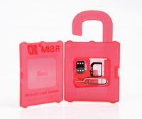 Wholesale 2016 R SIM RSIM plus RSIM Rsim10 Unlock Card Sprint AU Softbank direct use no Rpatch for iphone s Plus S S ios9 X G G CDMA