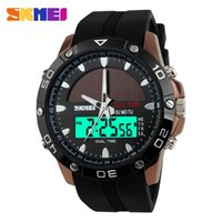 best solar watches for men - Best Digital Watches For Men Skmei Handsome Fashionable Solar Electronics Dual Outdoor Sports Watch Student S Waterproof Watch Cc